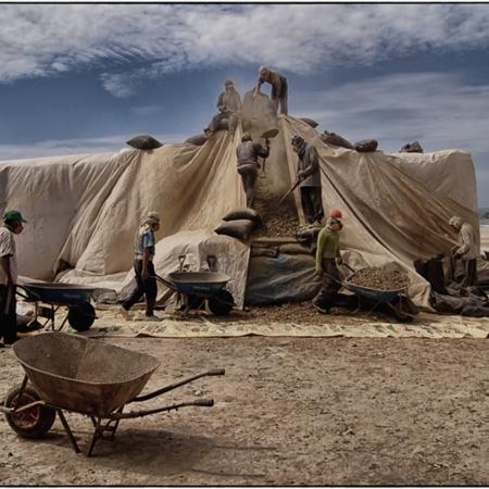 Forçats du guano - Pérou - Annabelle Avril Photographie #0