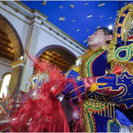 Virgen del Socavon - Oruro - Bolivie - Annabelle Avril Photographie #14