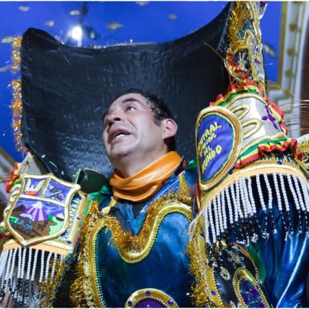 Virgen del Socavon - Oruro - Bolivie - Annabelle Avril Photographie #15