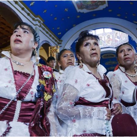 Virgen del Socavon - Oruro - Bolivie - Annabelle Avril Photographie #16