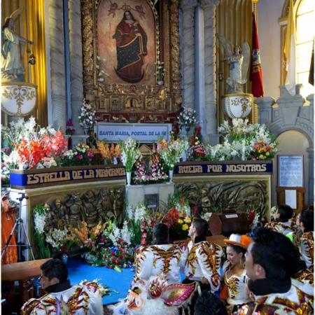 Virgen del Socavon - Oruro - Bolivie - Annabelle Avril Photographie #3