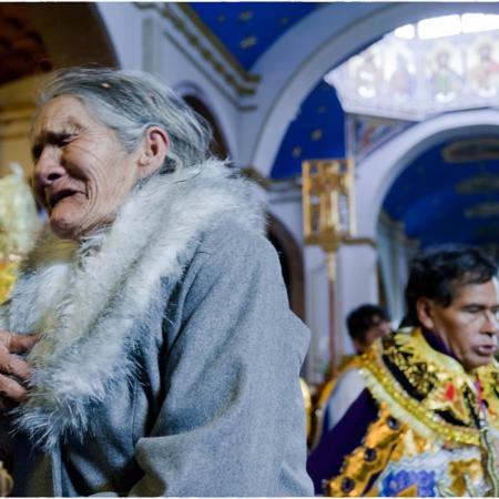 Virgen del Socavon - Oruro - Bolivie - Annabelle Avril Photographie #4