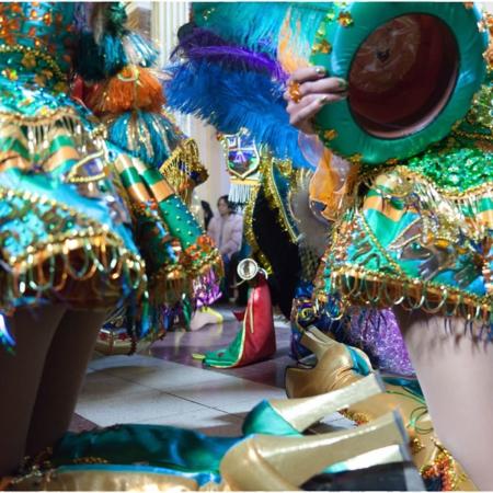 Virgen del Socavon - Oruro - Bolivie - Annabelle Avril Photographie #7
