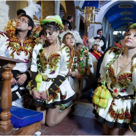 Virgen del Socavon - Oruro - Bolivie - Annabelle Avril Photographie #8
