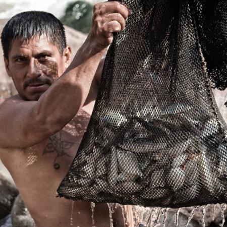 Se vende pescado fresco - Pérou - Annabelle Avril Photographie #16