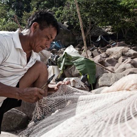 Se vende pescado fresco - Pérou - Annabelle Avril Photographie #17