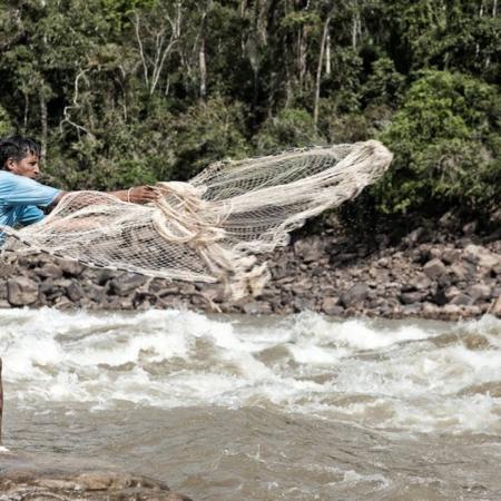 Se vende pescado fresco - Pérou - Annabelle Avril Photographie #2