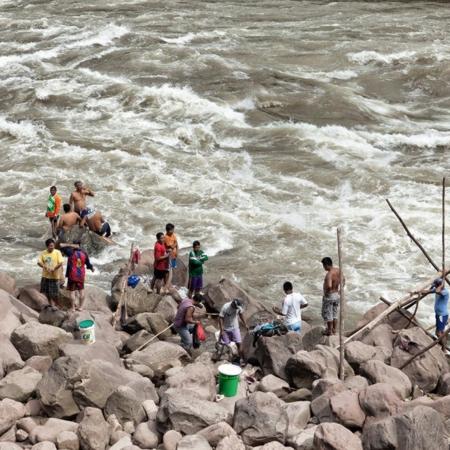 Se vende pescado fresco - Pérou - Annabelle Avril Photographie #27