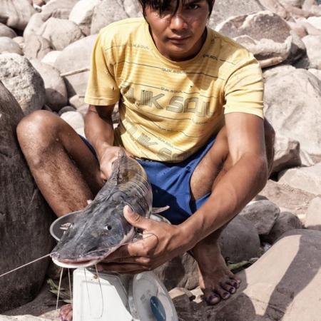 Se vende pescado fresco - Pérou - Annabelle Avril Photographie #28