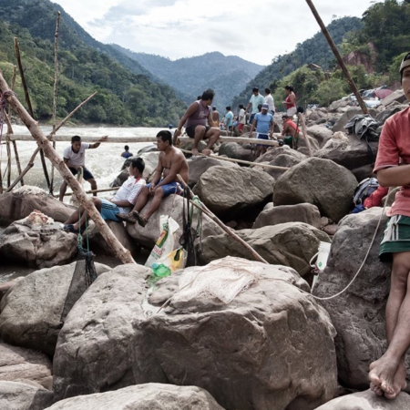 Se vende pescado fresco - Pérou - Annabelle Avril Photographie #30