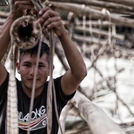 Se vende pescado fresco - Pérou - Annabelle Avril Photographie #32