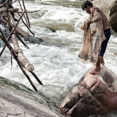 Se vende pescado fresco - Pérou - Annabelle Avril Photographie #35
