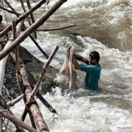 Se vende pescado fresco - Pérou - Annabelle Avril Photographie #36