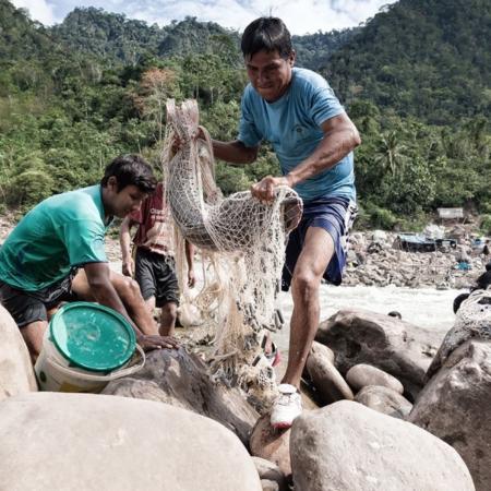 Se vende pescado fresco - Pérou - Annabelle Avril Photographie #4