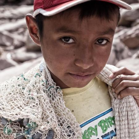 Se vende pescado fresco - Pérou - Annabelle Avril Photographie #5