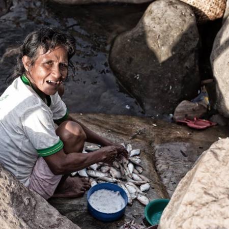Se vende pescado fresco - Pérou - Annabelle Avril Photographie #6