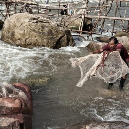 Se vende pescado fresco - Pérou - Annabelle Avril Photographie #7