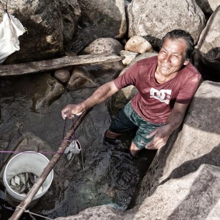 Se vende pescado fresco - Pérou - Annabelle Avril Photographie #8